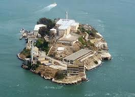 Alcatraz San Francisco Bay Area California