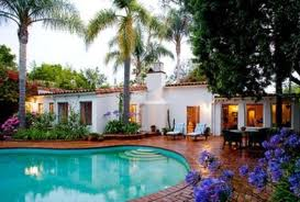 Marilyn Monroe Home Hollywood California
