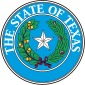 the Texas State Seal United States.