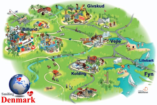 LEGOLAND Billund Resort Denmark