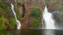 The Northern  Australia Northern Territory wangi falls litchfield