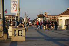 Visit Anaheim Huntington Beach Pier California