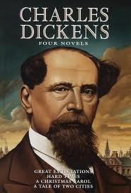 H. C. Andersen and Charles Dickens