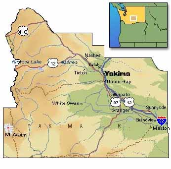 Yakima Visit All Washington State South Central Region Washington