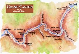 Flagstaff Colorado Plateau Colorado River Grand Canyon Arizona