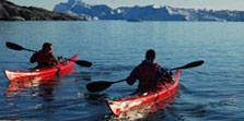 Kayaking Greenland Arctic