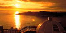 Midnight Sun Greenland Arctic