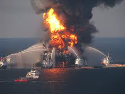 Gulf Coast oil disaster Danmark