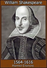 William Shakespeare Hamlet Elsinore