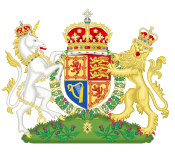 Arms of Scotland the United Kingdom