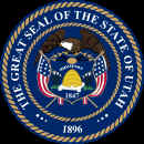 the Utah State Seal United States.