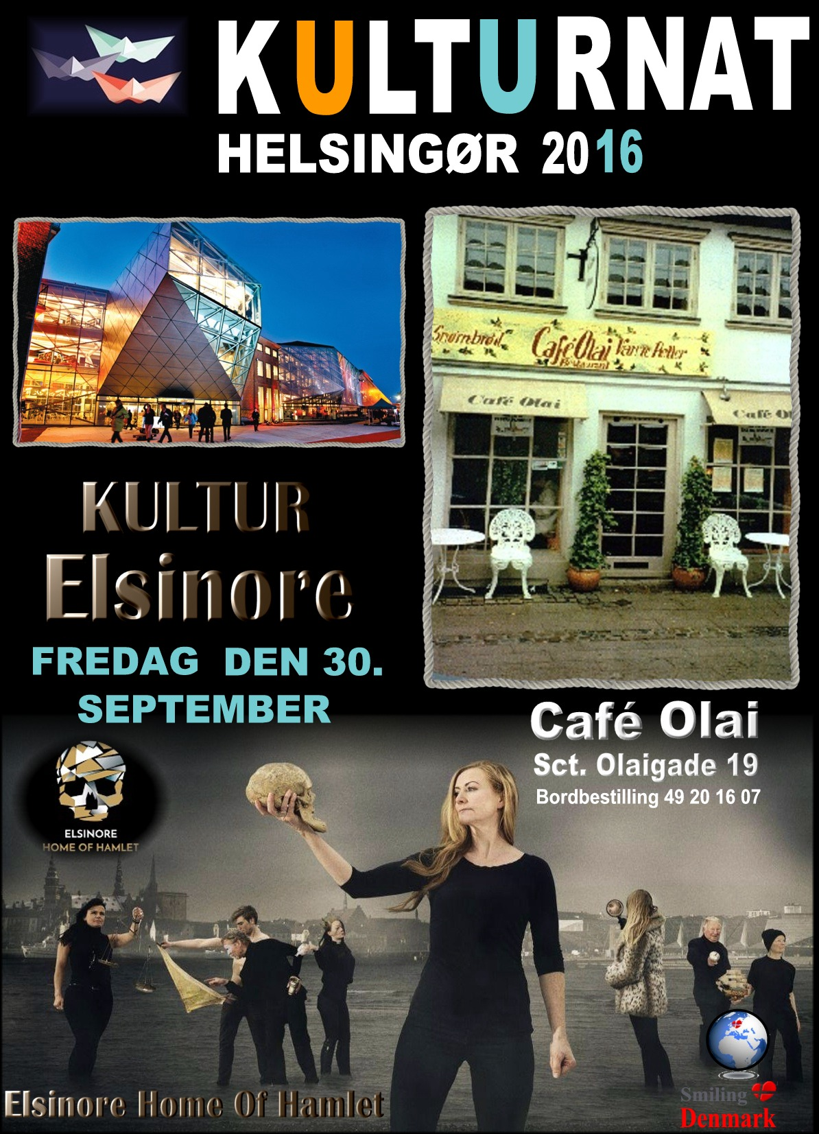 Kulturnat Helsingør 2014